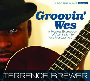 Terrence Brewer -- Groovin' Wes (2008)