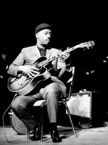 Wes jetzt auch in der Ertegun Jazz Hall of Fame