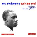 wes montgomery - body and soul cd cover