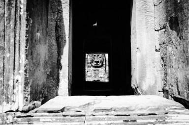 Angkor Wat, świątynia Bayon, Kambodża