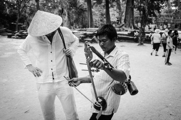 Angkor Wat, Kambodża