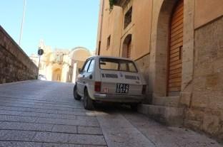 fiat 126, bardzo popularne auto na Sycylii