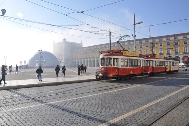 Tramwaj Lizbona