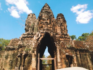 brama Angkor Thom