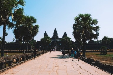 coraz bliżej Angkoru