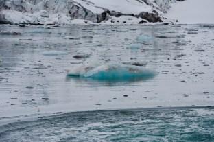 pozostałości po lodowcu Esmark