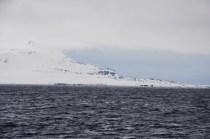 na wodach Isfjorden