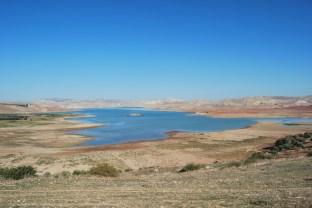 Barrage Sidi Chahed