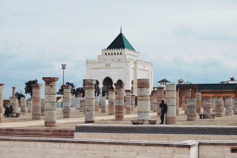 mauzoleum Muhammada V