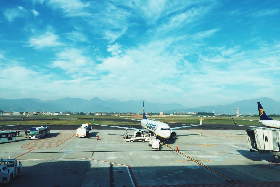 Lotnisko Orio al Serio (BGY), znane u nas jako Mediolan Bergamo