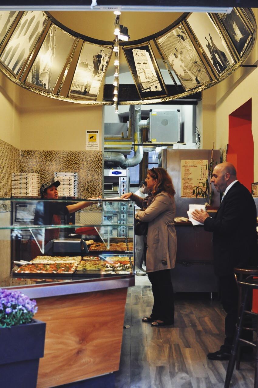 Pizzeria Officina