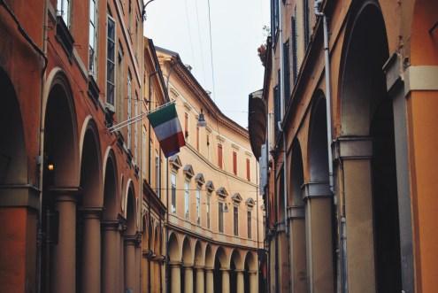 Portici - bolońskie arkady