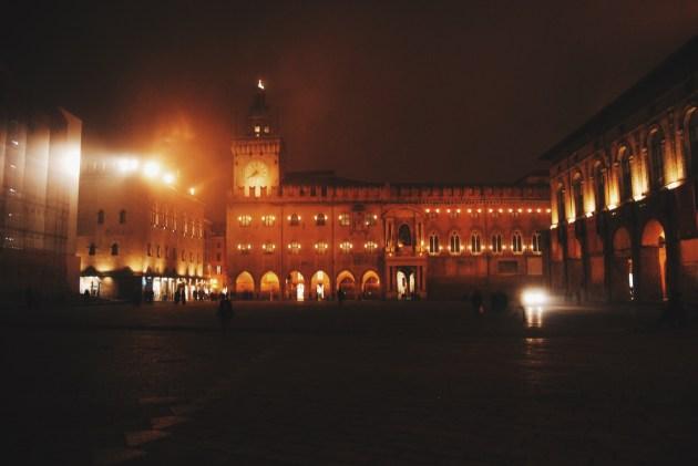 Piazza Maggiore, Bolonia