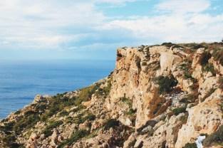 najwyższy punkt Malty