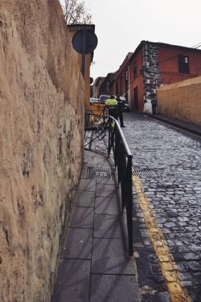 """ulice o """"specjalnym"""" nachyleniu"""