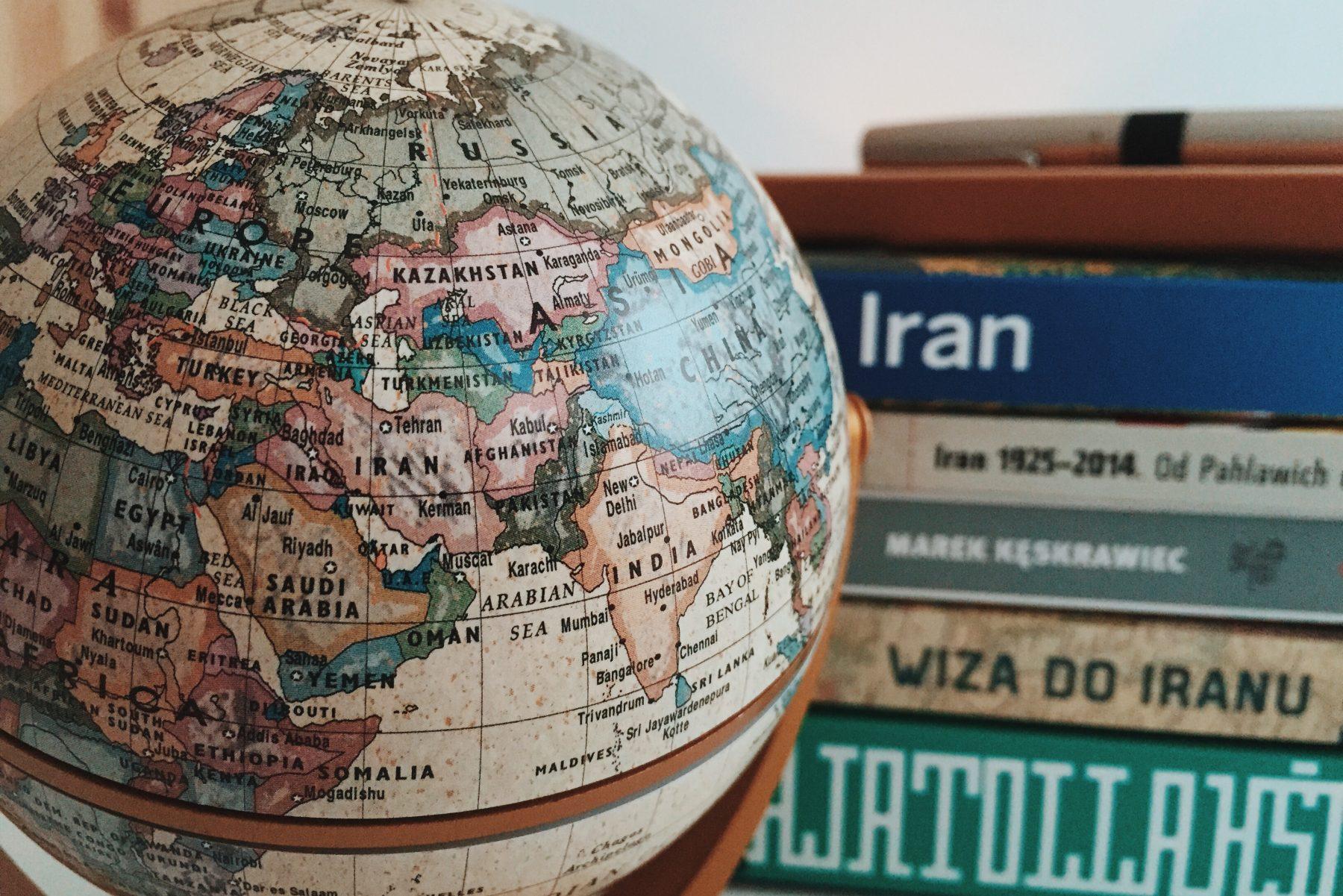 Irańska strona kojarzeń