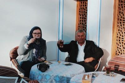 w hotelu Abbasi