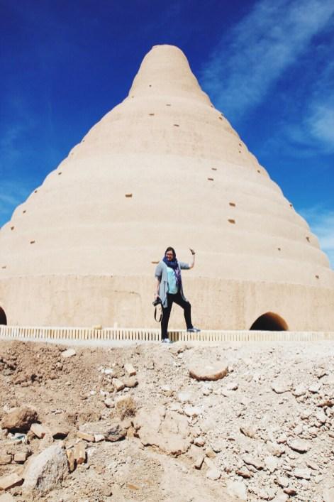 Yakhchāl, wieża lodu, Iran
