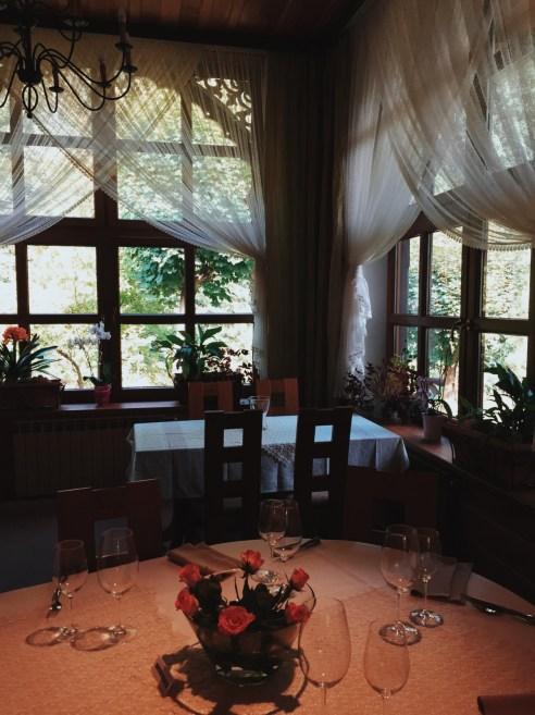 Restauracja Koncertowa w Krynicy