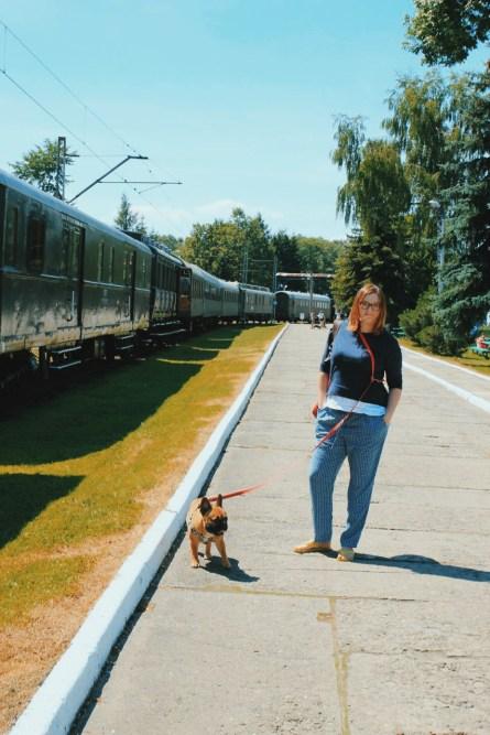 Skansen Taboru Kolejowego w Chabówce