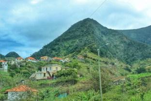 Madera wzgórza