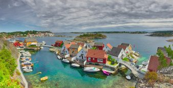 Norwegia przewodnik
