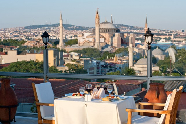 Sultanhan Hotel Istanbul