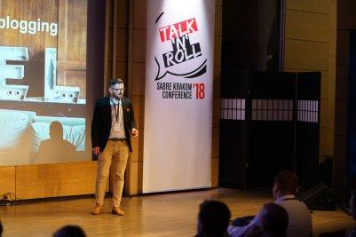 Marcin Wesolowski Sabre Talk n Roll