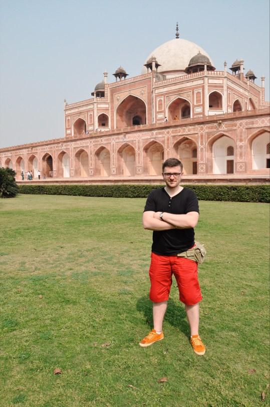 New Delhi stolica Indii