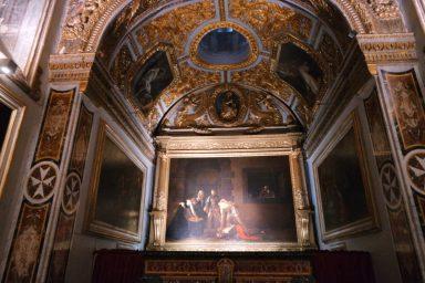 Malta Valletta katedra