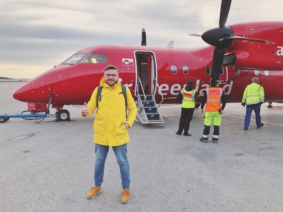 lotnisko Nuuk