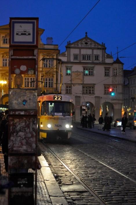 praski tramwaj