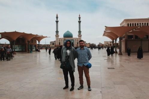 Kom, meczet Hasana al-Askari