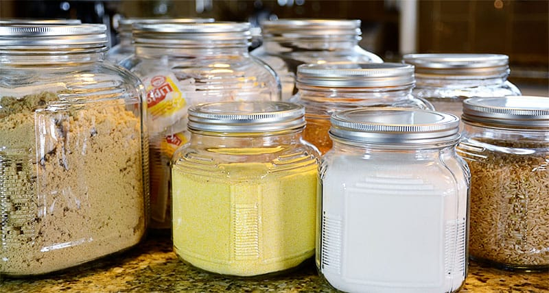 How To Turn Ordinary Jars Into Airtight Glass Containers We Speak Diy