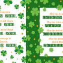 AN IRISH SAYING: A FREE PRINTABLE GIFT FOR YOU