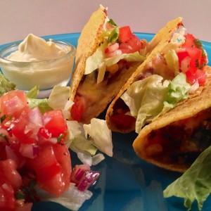 Frisse mexicaanse taco's 2