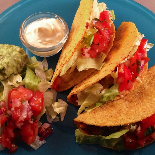 Frisse mexicaanse taco's 4
