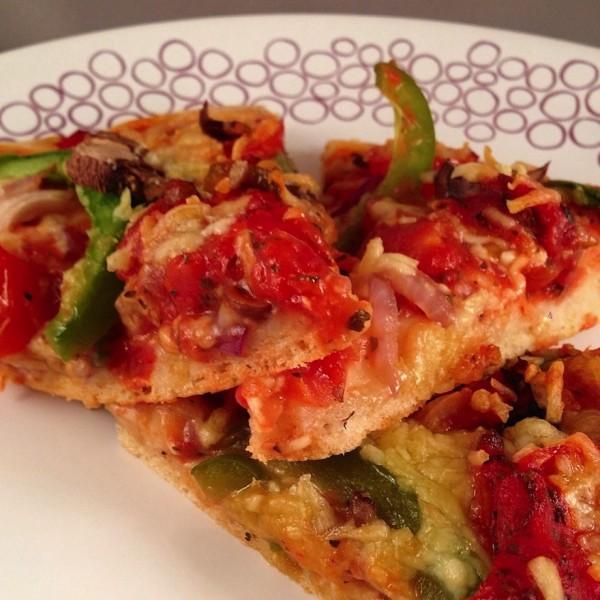 Huisgemaakte pizza 5