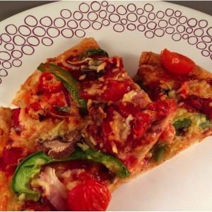 Huisgemaakte pizza 6