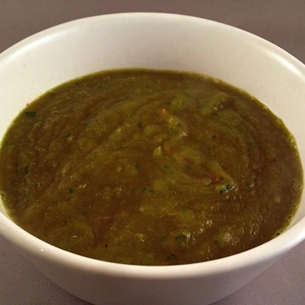 Mexicaanse groene saus 1