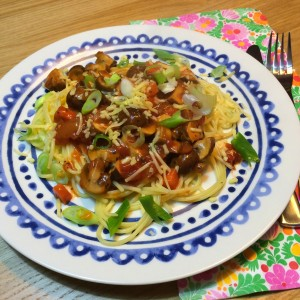 pasta-kastanje-champignons-1