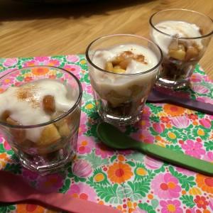 yoghurt-desert-met-appel-4