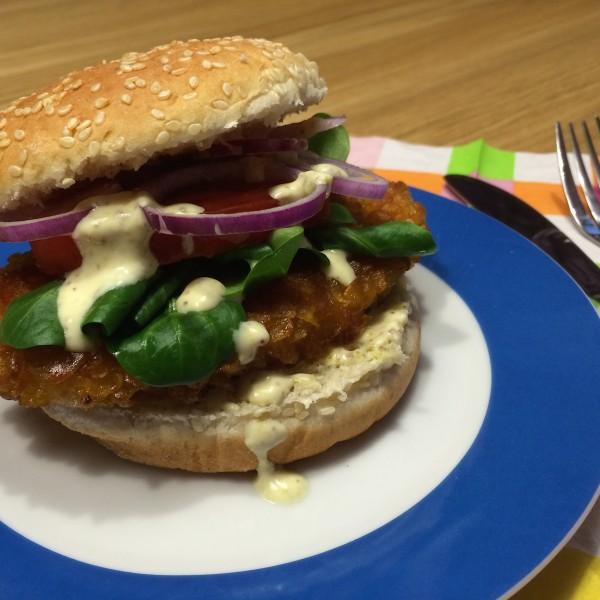 kipburger-honing-mosterdsaus1