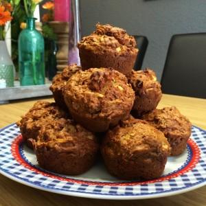 Morning Glory Muffins5