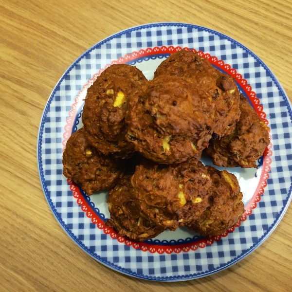 Morning Glory Muffins7