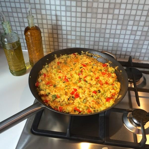 paella-courgette1