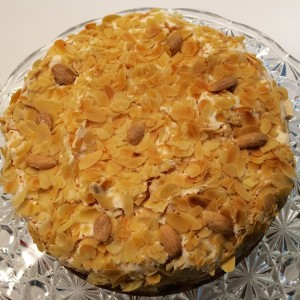 luchtige kersen taart6