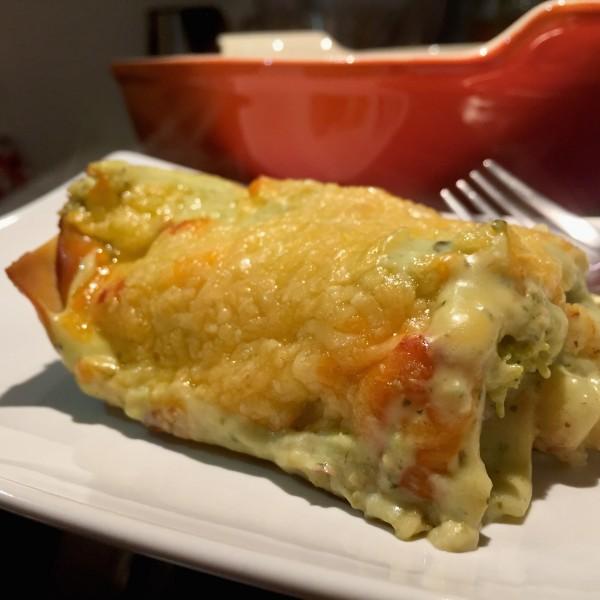pesto lasagne3