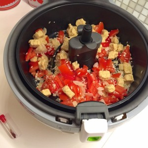 saffraan-risotto-actifry-airfryer1