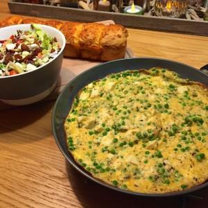 Omelet-doperwten1